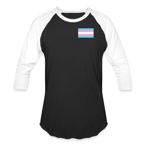 Transgender clothing - Unisex Baseball T-Shirt