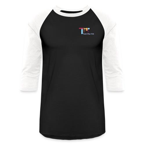 TechManPat Small - Baseball T-Shirt