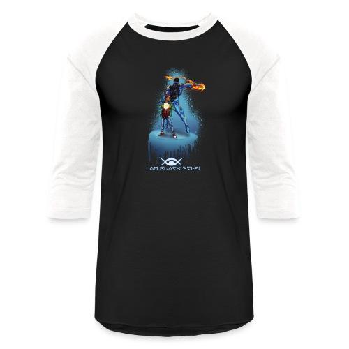 Two Tone Eclipx Hoodie - Baseball T-Shirt