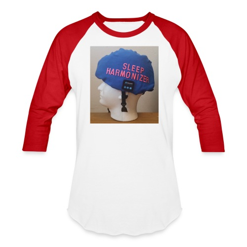 Sleep Harmonizer Helmet Model - Baseball T-Shirt