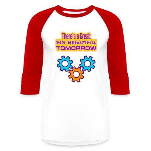 Carousel of Progress - Baseball T-Shirt