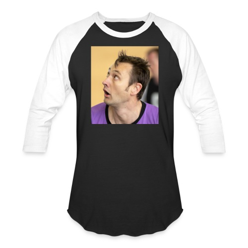 The Law - Baseball T-Shirt