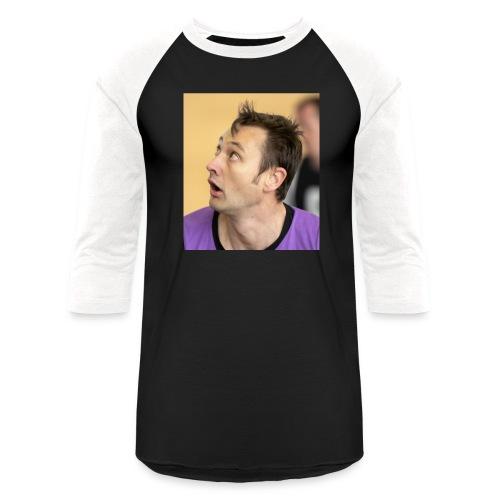 The Law - Unisex Baseball T-Shirt