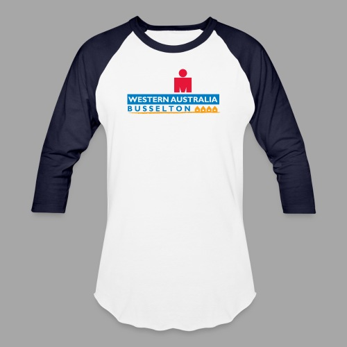 im western australia it alt - Baseball T-Shirt