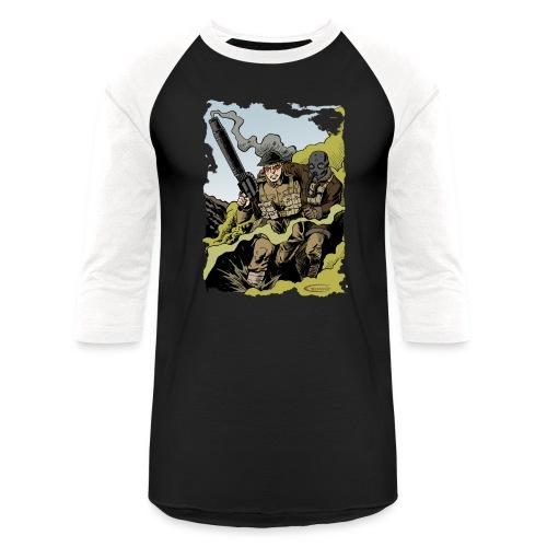 No Man's Land - Baseball T-Shirt
