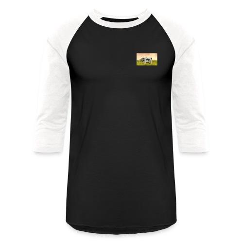 1SingleCow - Unisex Baseball T-Shirt