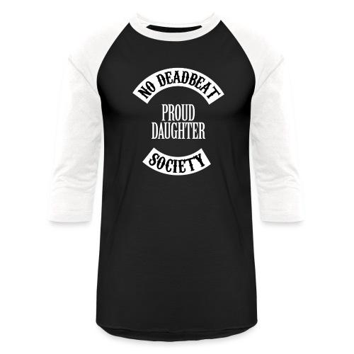 Proud Daughter T-shirt (Kids) - Baseball T-Shirt