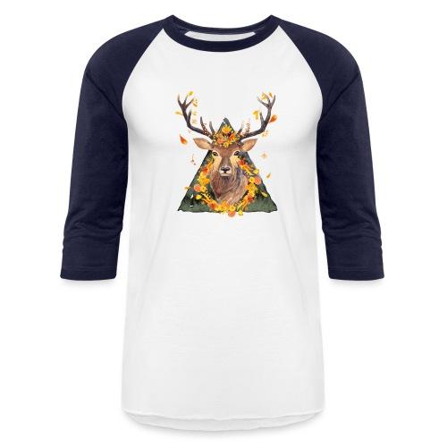 The Spirit of the Forest - Baseball T-Shirt