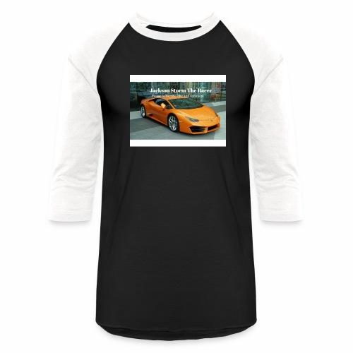 The jackson merch - Baseball T-Shirt