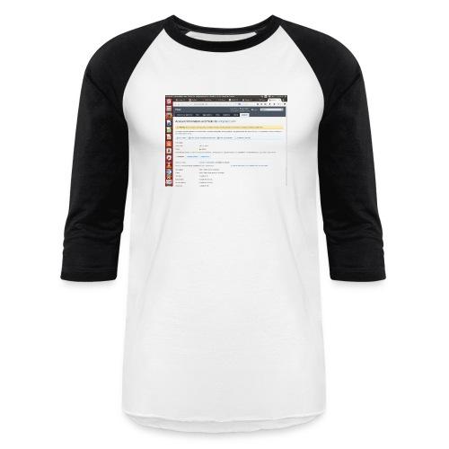 Screenshot from 2016 09 07 02 14 53 - Baseball T-Shirt