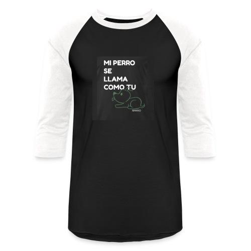 7A0A3369 C43D 4509 8C98 24AE39023D98 - Baseball T-Shirt