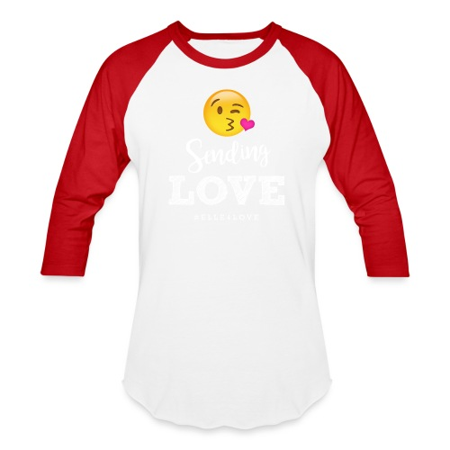 Sending Love - Baseball T-Shirt