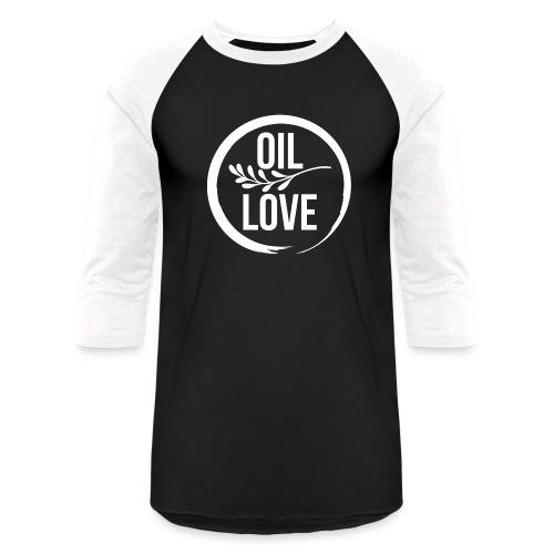 Oil Love - Baseball T-Shirt