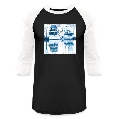 December boats - Unisex Baseball T-Shirt
