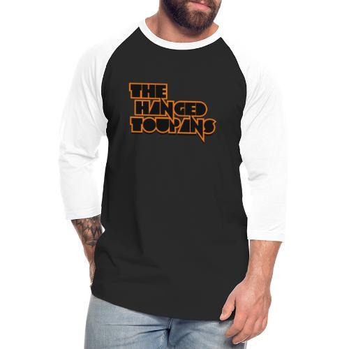 The Hanged Toupans - Unisex Baseball T-Shirt