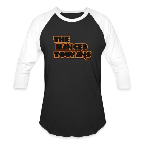 The Hanged Toupans - Unisex Baseball T-Shirt