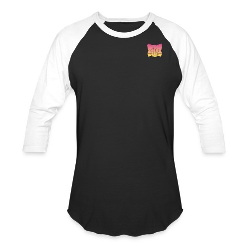 Sunset Fox - Baseball T-Shirt