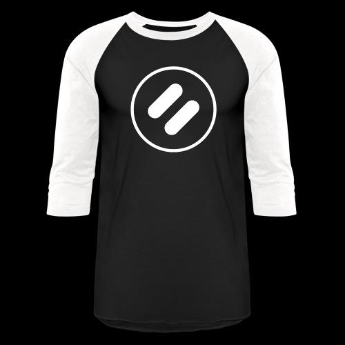 TilPlays2016LogoNegativeTransparent1000 png - Baseball T-Shirt