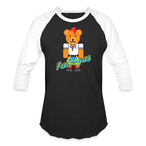 Skinhead Furrrgus - Baseball T-Shirt