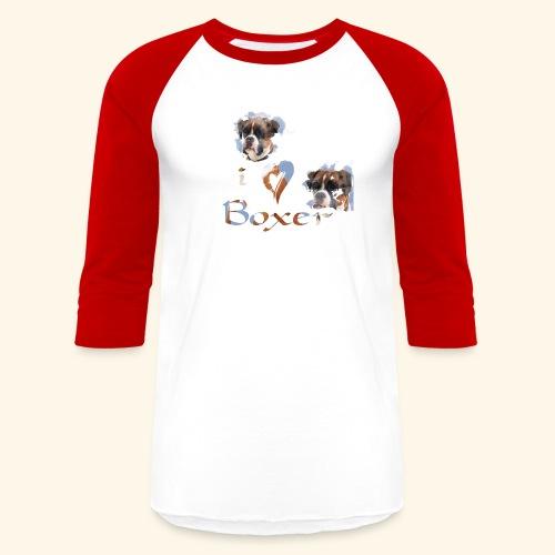 Boxer - Baseball T-Shirt