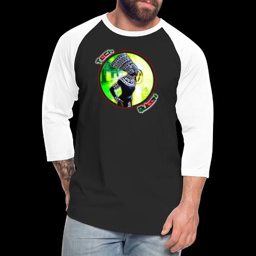 Tech Queen - Unisex Baseball T-Shirt