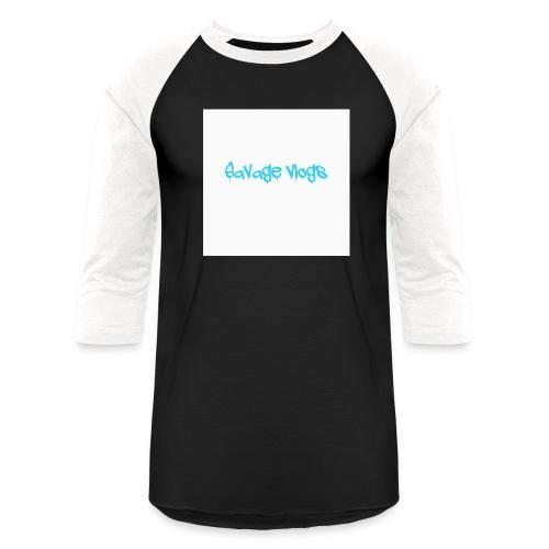 BBE7B1B4 6044 42AF A152 48208328D2C8 - Unisex Baseball T-Shirt