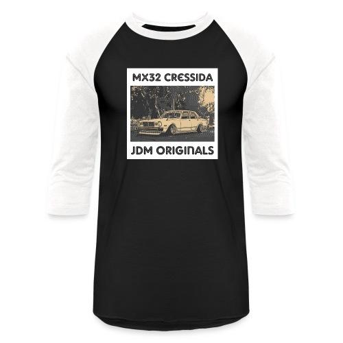 Mx32 cressida - Unisex Baseball T-Shirt
