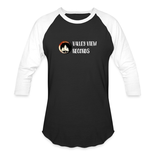Valley View Records Official Company Merch - Baseball T-Shirt