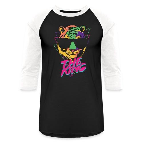 King Tiger - Unisex Baseball T-Shirt