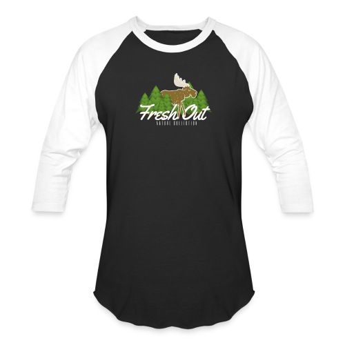 Fresh Out Nature Collection - Baseball T-Shirt