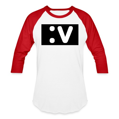 LBV side face Merch - Baseball T-Shirt