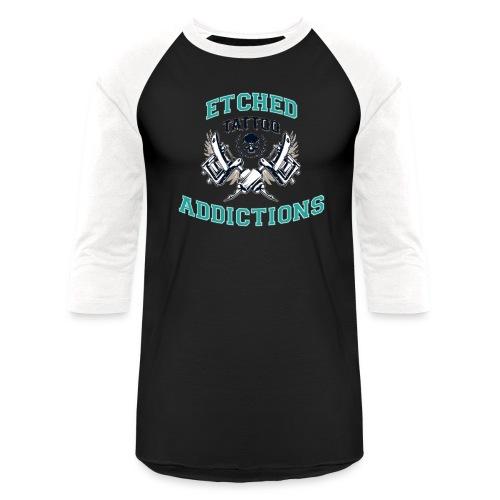 looclearbglarger - Baseball T-Shirt