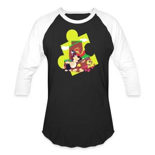 banjo - Baseball T-Shirt