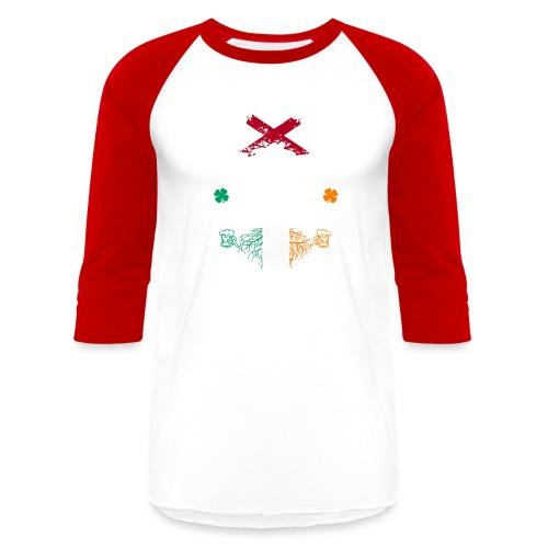 ALABAMIAN WITH IRISH ROOTS - Baseball T-Shirt