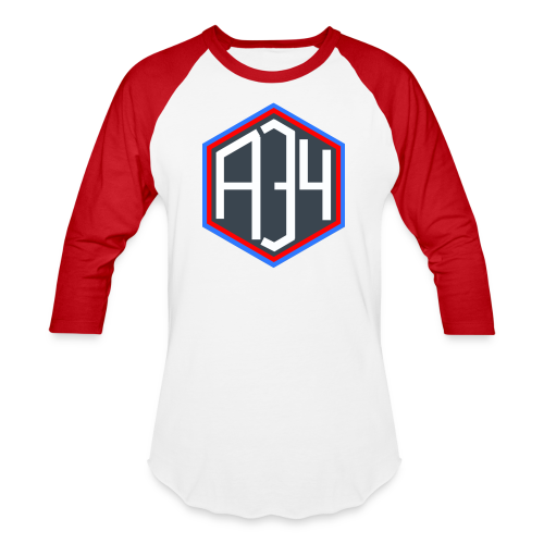 Adrian 34 LOGO - Baseball T-Shirt
