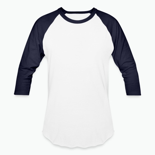 SFA LOGO WHITE - Baseball T-Shirt