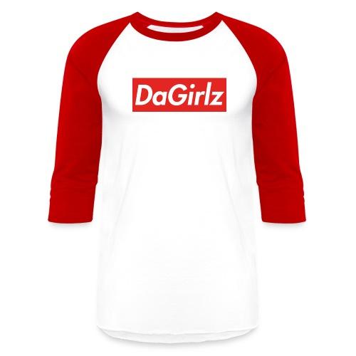 DaGirlz - Baseball T-Shirt