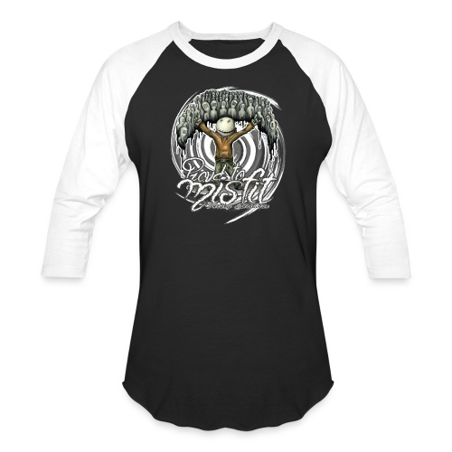 proud to misfit - Baseball T-Shirt