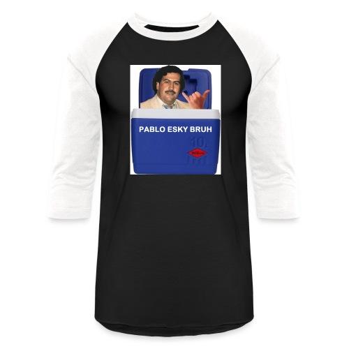 Pablo Esky Bruh - Baseball T-Shirt