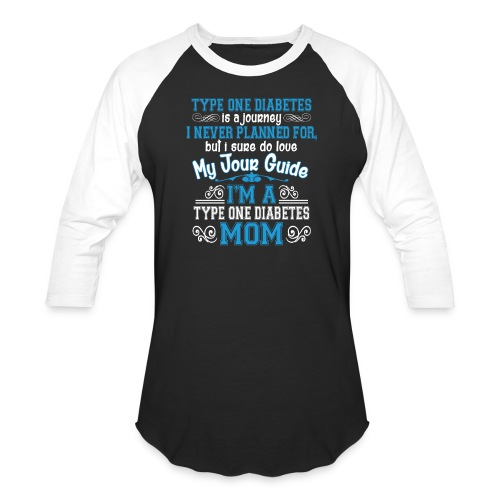 Happy Mother's Day - Baseball T-Shirt