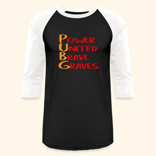 pubg - Baseball T-Shirt