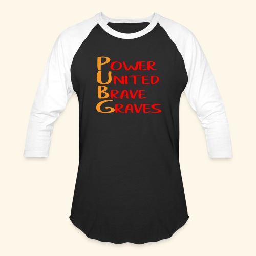 pubg - Unisex Baseball T-Shirt