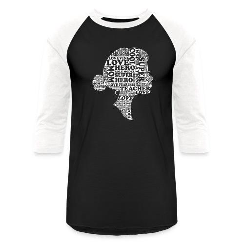 Mother Definition, Teacher Mom, Great Teacher Mom - Baseball T-Shirt