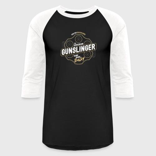 Gunslinger Class Fantasy RPG Gaming - Unisex Baseball T-Shirt