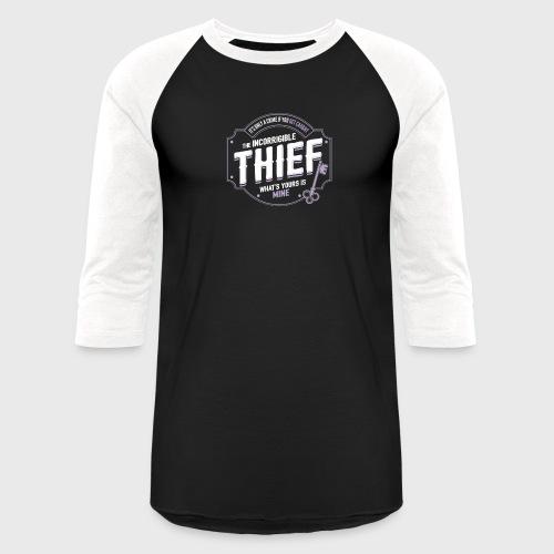 Thief Class Fantasy RPG Gaming - Unisex Baseball T-Shirt