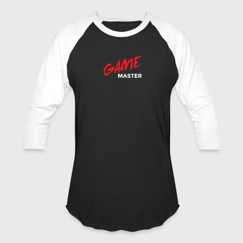 Game Master DARE shirt - Baseball T-Shirt