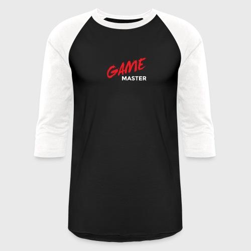 Game Master DARE shirt - Unisex Baseball T-Shirt
