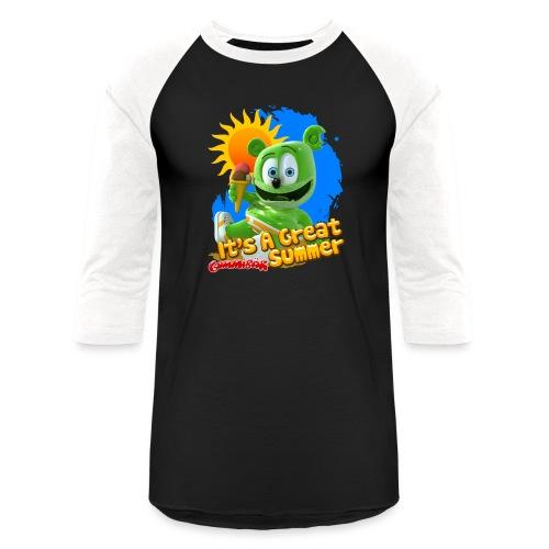 It's A Great Summer - Baseball T-Shirt