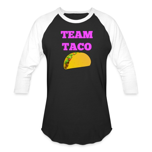 TEAMTACO - Baseball T-Shirt