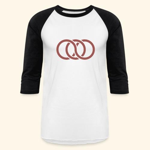 circle paradox - Baseball T-Shirt